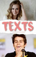 TEXTING >Teen Wolf by StydiaSlayyss