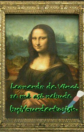 Leonardo da Vinci ze mě asi nebude... by Yourdarkwish