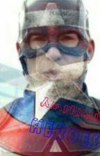 American Heroes (Steve Rogers/Captain America x reader) by Juliet0250