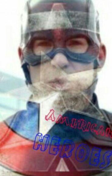 American Heroes (Steve Rogers/Captain America x reader)