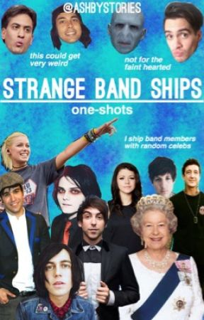 STRANGE BAND SHIPS ONE-SHOTS by ashbystories