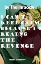 revenge(vervolg de redding, percy jackson fanfic) by WeirdFanGirlCalledMe