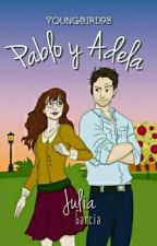 Pablo y Adela by youngbird93