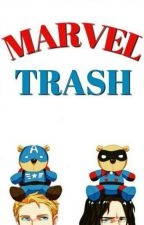 Marvel Trash by CanYouBelieveThatI