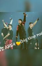 WE ARE4(BIG TIME RUSH) by heyes13