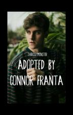 Adopted by Connor Franta by Roseyplier