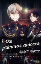 Los primeros amores nunca duran by Akane-chan17