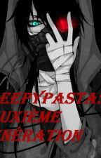 Creepypasta: deuxième génération by zenerice