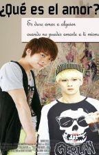 ¿Qué es el amor? ~ JongKey by LilFreakJK