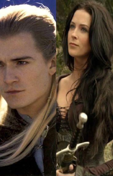 Wolf Watcher (Lord Of The Rings tenth walker fan fiction) Legolas pairing