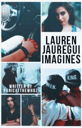 Lauren Jauregui imagines by PanicAtTheWhoz