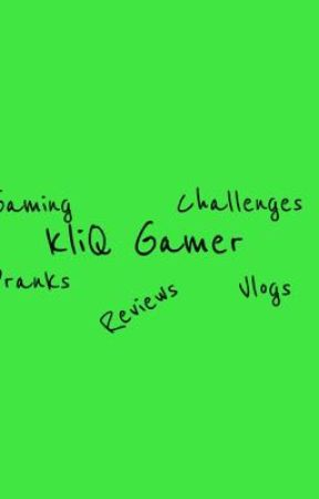 Who is kliQ Gamer ??? by Zenox23Gamer