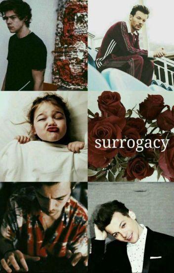Surrogacy (l.s mpreg)