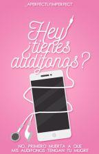 Hey, ¿tienes audífonos? by The_Girl_Depressive