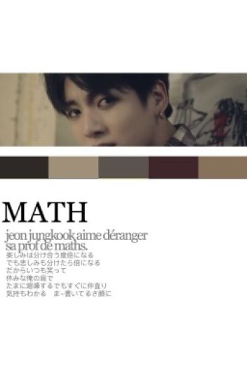 [FR] MATH.   jeon jungkook