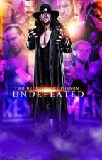 Undertaker Love Story by 3Creepypasta_Friends