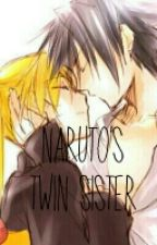 Naruto's Twin Sister || Sasuke Love Story || by Hana-pop