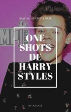 One Shots De Harry Styles by azil123
