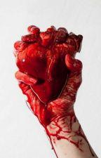 BLOOD ; bts by kizozen