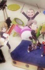 Attack On Titan Junior High by Midnight2mist