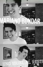 Mariano Bondar by Ludmi99