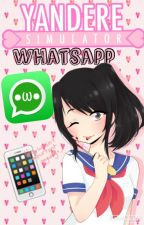 Yandere Simulator Whatsapp ♥   \Cancelada?/ by Kitarito