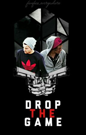 Drop the game. [Larry Stylinson] [AU] by fanfics_everywhere