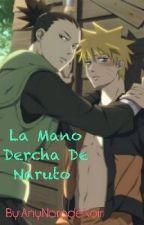 La Mano Dercha De Naruto by AnyNara
