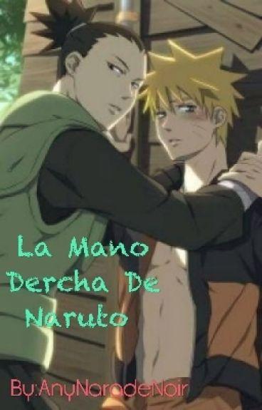 La Mano Dercha De Naruto