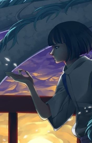Spirited Away: A Haku X Reader fanfic