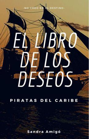 El Libro de los Deseos - Piratas del Caribe by TheFenix14