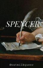 Spencer ≫ Spencer Reid [Criminal Minds] by -maven