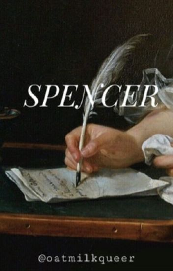 Spencer ≫ Spencer Reid [Criminal Minds]
