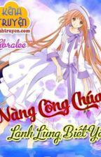 Nàng Công Chúa Lạnh Lùng Biết Yêu # Libra Lee by Nhiyu9