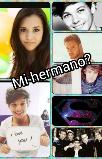 La Herman Perida de Liam Payne (one direction) (louis y tu)