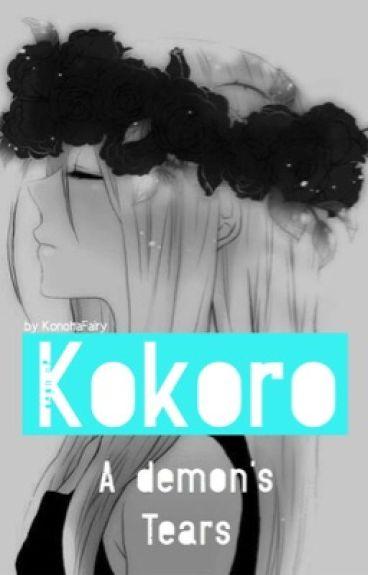 Kokoro - A Demon's Tears  [Naruto FF]