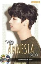 My Amnesia Boy (a NEO fanfiction) by atheiamurphey