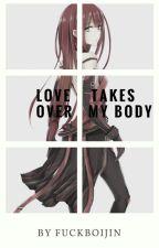 Love takes over my body Diaboliko lovers( X readers ,maybe lemons)Editing soon by SenpaiJin
