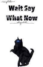 Wait Say What Now » multi-fandoms ✔️ [UNDER EDITING] by AliGraLat