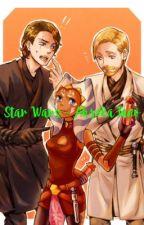 Star wars - Ahsoka Tano by Iori_chan