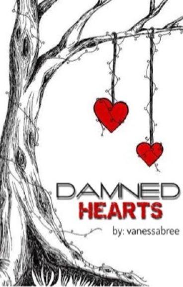 Damned Hearts #Wattys2016