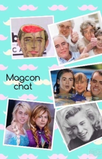 MAGCON CHAT