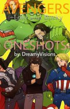 AVENGERS ONESHOTS by DreamyVisions