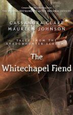 O Demônio de Whitechapel - Cassandra Clare by unicornshoney-g
