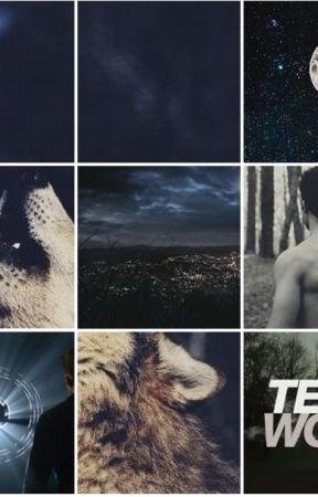 Bestiary Teen Wolf - Uma compilação de criaturas sobrenaturais by Lua-Jess