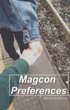 Magcon Preferences by StarbooksStorm