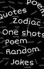 Entertaining Randomness by ultimatefictionlover