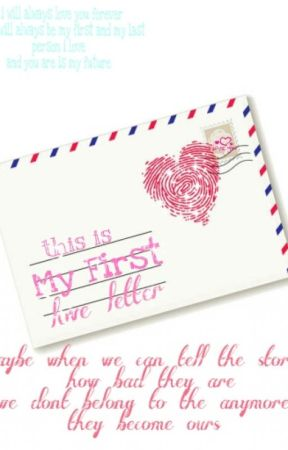 My First Love Letter   my first love letter cast   Wattpad