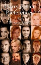 Harry Potter preferences and imagines by XCourtneyJX