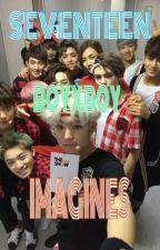 SEVENTEEN BOYXBOY IMAGINES by TMRislife